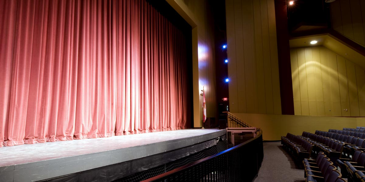 Auditorium Stage