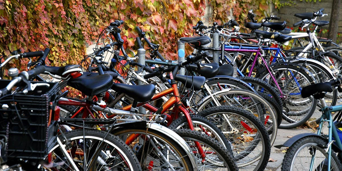 Bicycle Registration Psu Transportation Services
