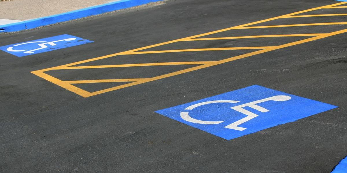 Handicap Parking